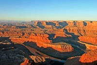Dead Horse Point and Canyonlands National Park