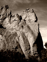 Garden of the Gods-Colorado Springs