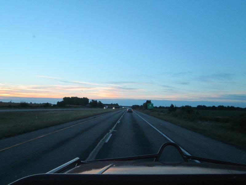 Sara L.: 21st Off-Road Trip Interlake 9-21-13 &emdash;