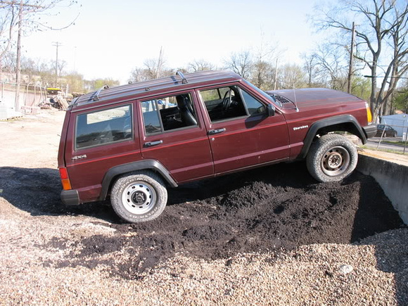The Madness Begins 1987 Jeep Cherokee Midwest Nomads