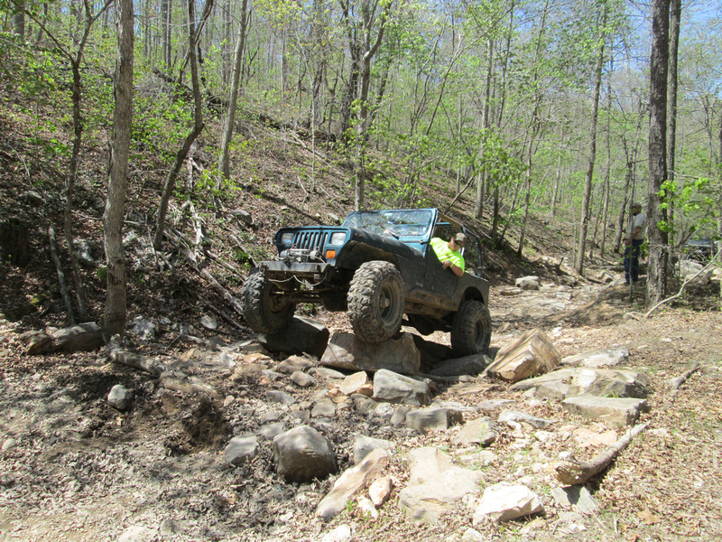 Sara L.: 24th Off-Road Trip JJ 2014 5-3-14 Flat Nasty &emdash;